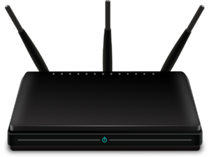 wi-fi file transfer using router